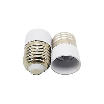 E27-e14 Lamp Holder Converter With Fireproof Material