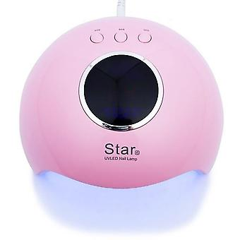 Nail Dryer Uv Led Nail Lamp For Curing All Gels Builder - Polish Varnish