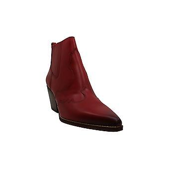 Sam Edelman zapatos femeninos's Winona cuero puntiagudo dedo del dedo del diente botas vaquero