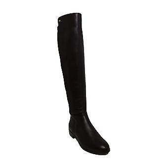 Michael Michael Kors Womens Bromley Fabric Almond Toe Knee High Fashion Boots