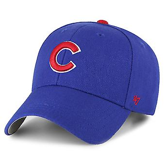 47 Brand Adjustable Cap - MVP Chicago Cubs Home navy