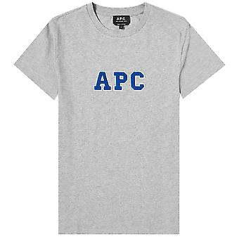 A.p.c Apc Gael Logo T-shirt