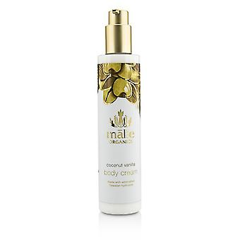 Malie Organics Coconut Vanilla Body Cream 222ml/7.5oz