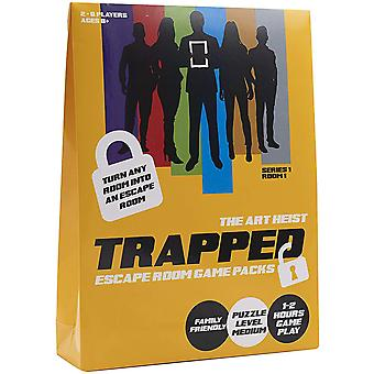 Trapped, Escape Room - The Art Heist