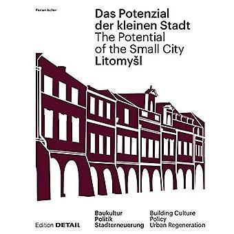 Litomysl. Das Potenzial der kleinen Stadt - Litomysl. Het potentieel van de kleine stad: Baukultur, Politik, Stadterneuerung / Bouwcultuur, Beleid, Stedelijke Vernieuwing (DETAIL Special)