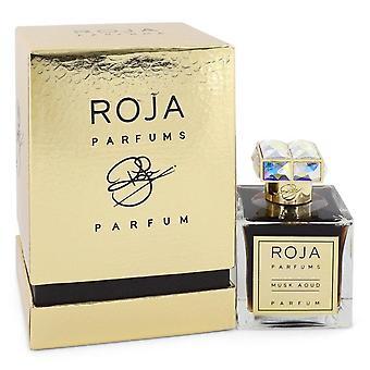 Roja Musk Aoud Extrait De Parfum Spray (Unisex) By Roja Parfums 3.4 oz Extrait De Parfum Spray