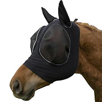 Anti-mosquito, Repellent Horse Mask, Mesh Horsefly, Flying Mask Equestrian