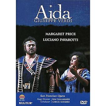 G. Verdi - Aida-Comp Opera [DVD] USA import