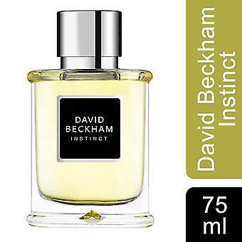 David Beckham Instinct Eau De Toilette Perfume para Hombres, 75ml