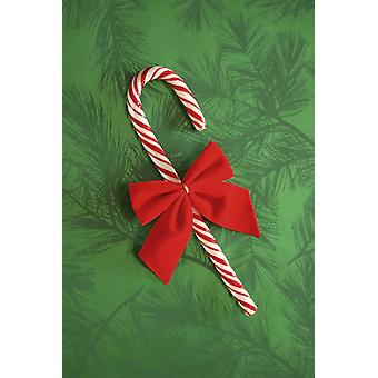 Candy Cane PosterPrint