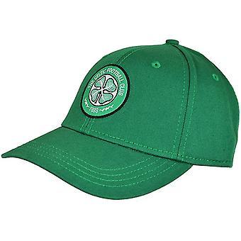 Celtic Core Football Supporter Fan Baseball Cap Hat Green