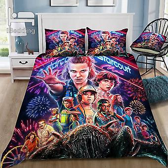 3d Bedding Set Printed Duvet Cover Set Twin Full Queen King Size