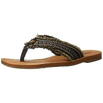 Report Womens Selma Open Toe Casual Slide Sandals