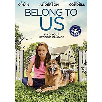 Belong To Us [DVD] USA import