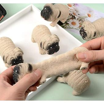 Release Stress Toys Dog Knead The Pug Toy Relieve Stress