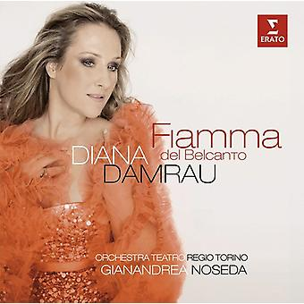 Diana Damrau - Fiamma Del Belcanto [CD] USA import