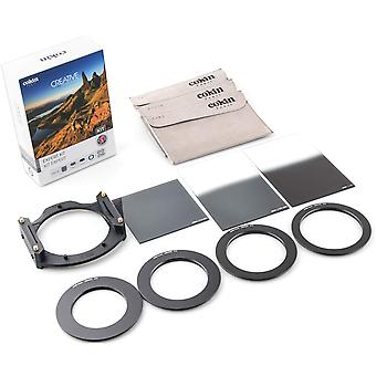 Cokin u3h422 z-pro expert gradual and neutral density filter kit - white
