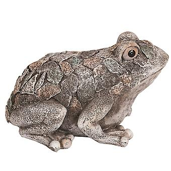 Straits Garden Decorative 25cm Frog Ornament