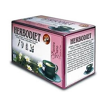 Herbodiet Infusions Flat Belly 20 units