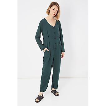 Please Verde Green Dress