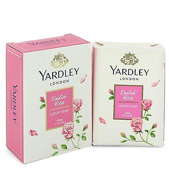 Englanti Rose Yardley Luxury Saippua Yardley Lontoo 3,5 oz Luxury Saippua