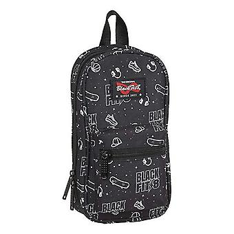 Backpack pencil case blackfit8 sport galaxy black