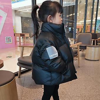 Winter Korean Coat, Waterproof Shiny Down, Jacket For &