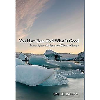 You Have Been Told What Is Good by Paul O Ingram - 9781498293501 Book