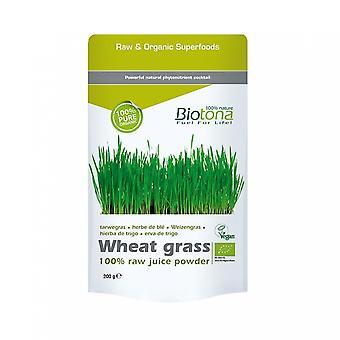 Biotona Hierba de Trigo en Polvo 200 gr