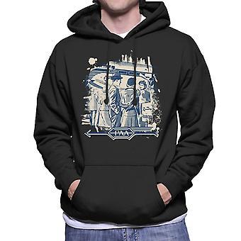 Pan Am The Rainbow Men's Hooded Sweatshirt