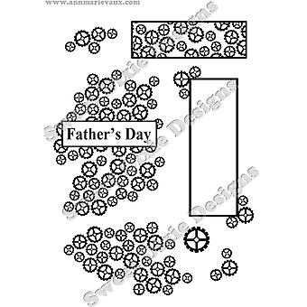 Sweet Dixie Ann-Marie Vaux Fathers Day Stamp Set