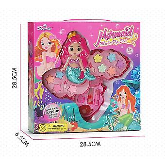 The New Children's Cosmetics Set Girls Play Make-up Sets
