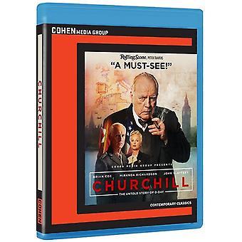 Churchill (2016) [Blu-ray] USA import