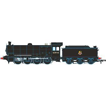 Hornby Dampf Lokomotive BR 0-8-0 Raven Q6 Klasse - BR früh