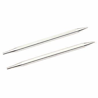 KnitPro Nova Cubics: Épingles à tricoter: Circulaire: Interchangeable: Standard: 7.00mm