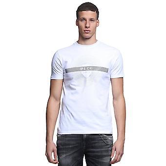 Polis Bruno 7585 Rhinestones Craft Logo Halvärmad T-shirt
