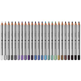 SHANY Slim Eyeliner Pencils - Highly-Pigmented and Long-Lasting Eye Pencils in Matte or Metallic Finishes