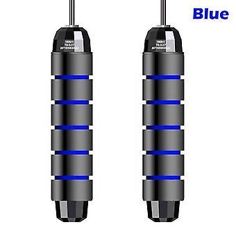 חבל כושר קרוספיט חבל קפיצה חבל (כחול)