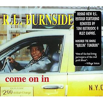 R.L. Burnside - Come on in [CD] USA import