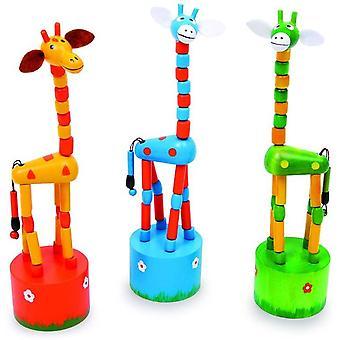 FengChun 2648 Drck-Giraffen Alfis, Druckfigur, 3er Set