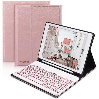 FengChun Tastatur Hülle für iPad 8. Generation 2020 10.2 Zoll, iPad 7 Gen 2019, iPad Air 3 2019