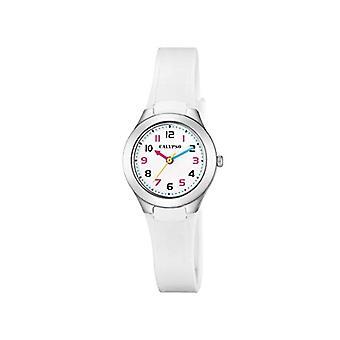 Calypso Watches Analog Watch Quartz Woman with Plastic Strap K5749/1