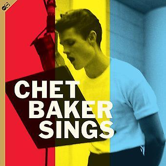 Baker, Chet - Sjunger [Vinyl] USA import