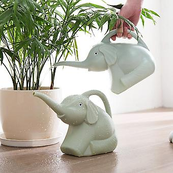 Plastic Cute Elephant Watering Can