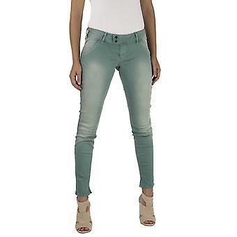 MET pantalones de mujer X-K-Fit azul claro