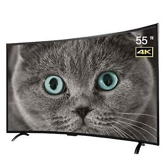 Gebogen scherm led tv, Android Os Youtube Wifi Smart Television