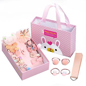 Baby Girl Hair Accessories Set Hair Bows For Toddler Girls