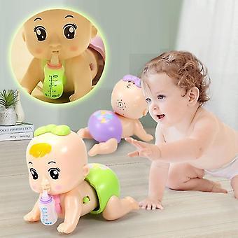 Çocuklar Bulmaca Elektrikli Toddlers, Bebek Tarama Oyuncak