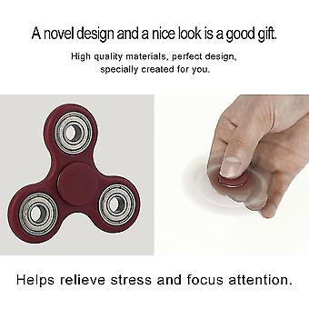 Triangle Hand Spinner Toys Finger Spinner Anxiety Stress Relief Focus Toys