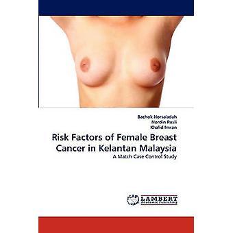 Risicofactoren van vrouwelijke borstkanker in Kelantan Maleisië door Bachok NorsaadahNordin RusliKhalid Imran